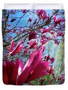 Spring Sky Duvet Cover