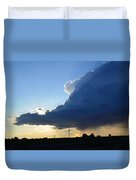 Go On Get Out Of Here Duvet Cover