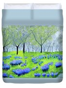 Spring Sunrise Duvet Cover