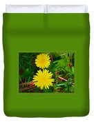 Spring Time Series Painting Duvet Cover