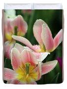 Spring Tulips 152 Duvet Cover