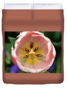 Spring Tulips 174 Duvet Cover