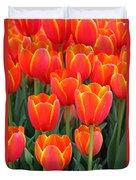 Spring Tulips 210 Duvet Cover