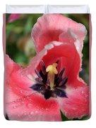 Spring Tulips 90 Duvet Cover