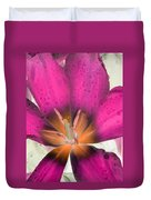Spring Tulips - Photopower 3110 Duvet Cover