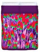 Spring Tulips - Photopower 3112 Duvet Cover