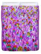 Spring Tulips - Photopower 3121 Duvet Cover