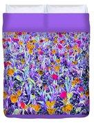 Spring Tulips - Photopower 3124 Duvet Cover