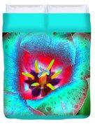 Spring Tulips - Photopower 3131 Duvet Cover
