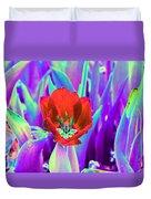 Spring Tulips - Photopower 3146 Duvet Cover