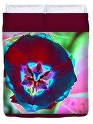 Spring Tulips - Photopower 3168 Duvet Cover