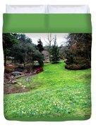 Spring Valley  Duvet Cover