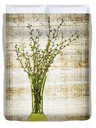 Spring Vase Duvet Cover