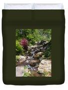 Spring Waterfall Duvet Cover