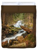 Spring Waterfall Duvet Cover