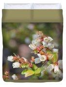 Spring Wildflower Duvet Cover