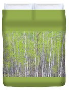 Spring Woods Duvet Cover