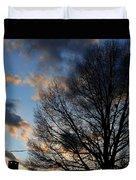 Springfield Evening 2013-02-14 Duvet Cover