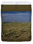 Springtime In The Western Cape Duvet Cover