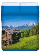 Springtime Wonderland Duvet Cover