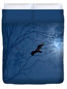 Sprit In The Sky Duvet Cover
