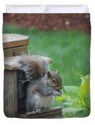 Squirrel 2 Duvet Cover
