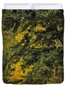 Seeing The Beauty In The Trees Duvet Cover
