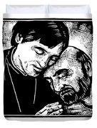 St. Aloysius Gonzaga - Jlalg Duvet Cover