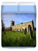 St Andrews Church, Aysgarth Duvet Cover