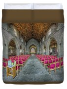 St Asaph Cathedral Duvet Cover