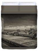 St Augustine Castillo De San Marcos Dsc00141_16 Duvet Cover