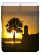 St. Augustine Summer Duvet Cover