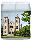 St. Cajetans Duvet Cover