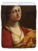 St Cecilia Duvet Cover