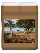 St. Croix Beach Duvet Cover
