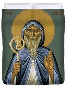 St. Declan Of Ardmore - Rldoa Duvet Cover