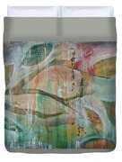 St Francis 2 Duvet Cover by Jocelyn Friis