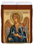 St. Gabriel Archangel - Jcarb Duvet Cover