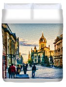St Giles' Cathedral Duvet Cover