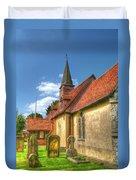 St Giles Ickenham Duvet Cover