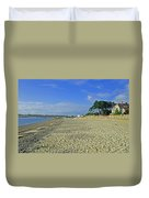 St Helens Beach Duvet Cover