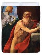 St Jerome Duvet Cover
