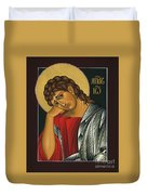 St. John The Apostle 037 Duvet Cover