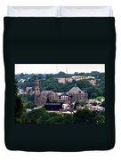 St John The Baptist Church Manayunk Philadelphia Duvet Cover
