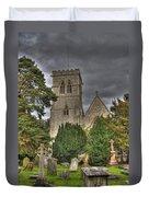 St John The Evangalist Stanmore Duvet Cover