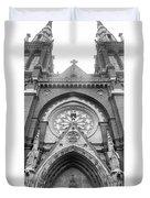 St. John's Cathedral In Helsinki, Finland. Duvet Cover