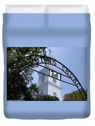 St Johns Church Duvet Cover