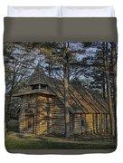 St Jude Chapel Montauk Mo Color Dsc02599 Duvet Cover