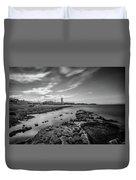 St. Julian's Bay View Duvet Cover by Okan YILMAZ