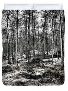 St Lawrence's Wood, Hartshill Hayes Duvet Cover